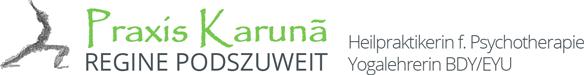 Karunā - Praxis für Psychotherapie (HPG) in Dachau und Hohenkammer - Heilpraktikerin Regine Podszuweit